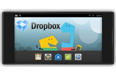 MeeGo Dropbox App