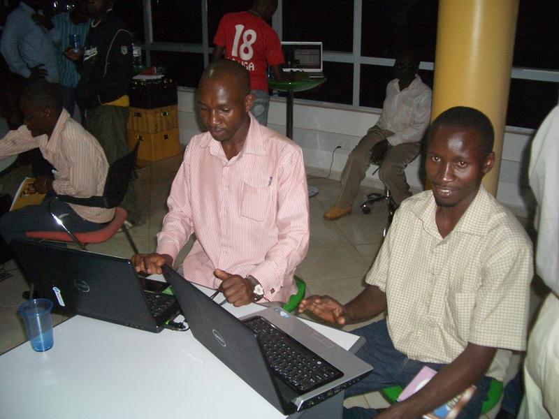 LUG Uganda – Python + AppEngine